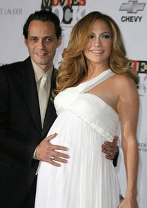 It's a Boy and a Girl For Jennifer Lopez and Marc Anthony!