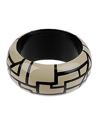 Forever21.com - Art Deco bangle