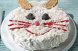 Easter: Cool Bunny Dessert