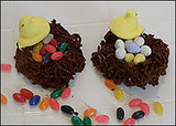 Easter: Edible Bird's Nest