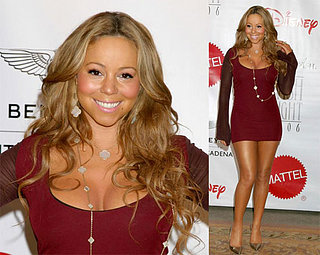 Mariah Is A Make-A-Wish Icon