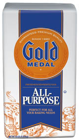 Gold Medal Flour May Cost More Than Gold