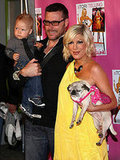 Tori Spelling and Mimi LaRue