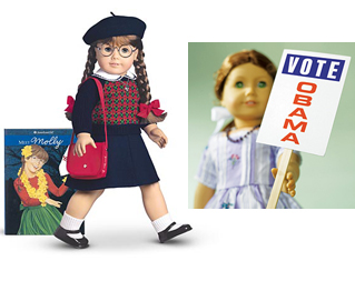 Lighten Up: Playing Politics With the Dolly Vote