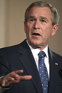Headline:  President Bush Backs Economic Stimulus Package