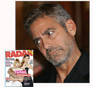 On the Newsstand: Is George Clooney Going to be President?
