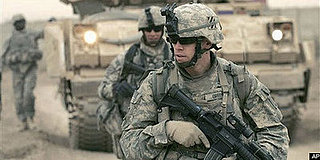 5 US Soldiers Killed in Baghdad