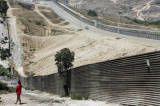 Border Fence Going Forward
