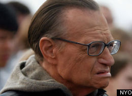 Larry King Ejected From Son's Little League Game