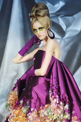 John Galliano For Dior 2008 Couture Show
