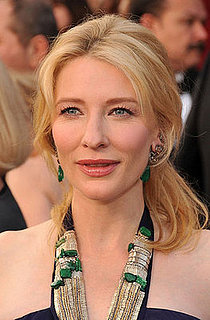 Cate Blanchett at the Oscars: hair and makeup