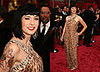 Diablo Cody at the Oscars 2008: hair and makeup