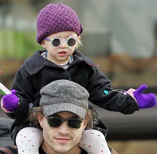 Heath Ledger&#039;s Little Girl Matilda Ledger