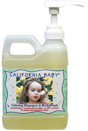 California Calming Shampoo and Bodywash