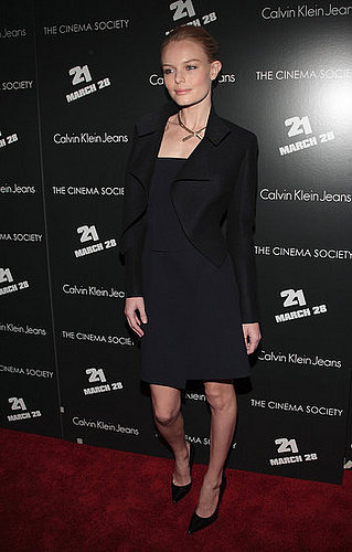 Kate Bosworth at the premiere of 21 in NYC - Hot or Not?