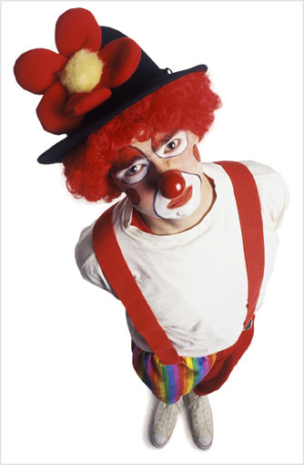Kiddie Soiree: Bozo Gets Clowned