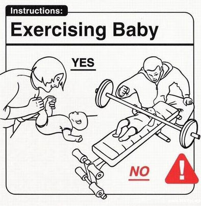 Tending to Baby: What Not to Do