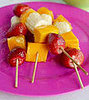 Fruit Skewers for Kids