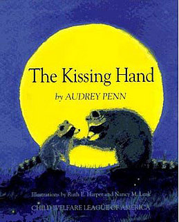 The Kissing Hand Children's Book