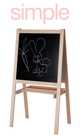 Simple or Swank Art Easels