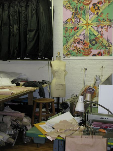 A Visit To Sue Stemp's Studio