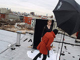 Love Brigade Look Book Behind The Scenes