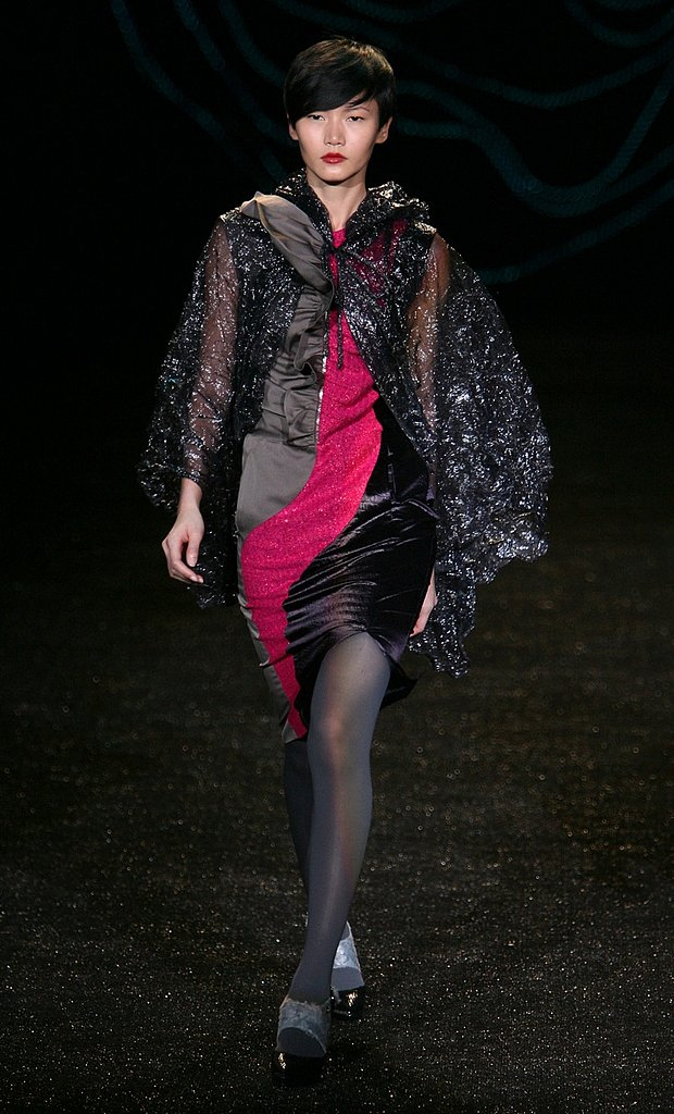 Custo Barcelona Fall/Winter 2008 Fashion Show