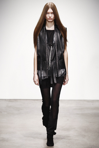 Rad Hourani Fall/Winter 2008 Fashion Show