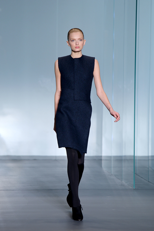 Trend Report: Lean Tailoring For Fall 08