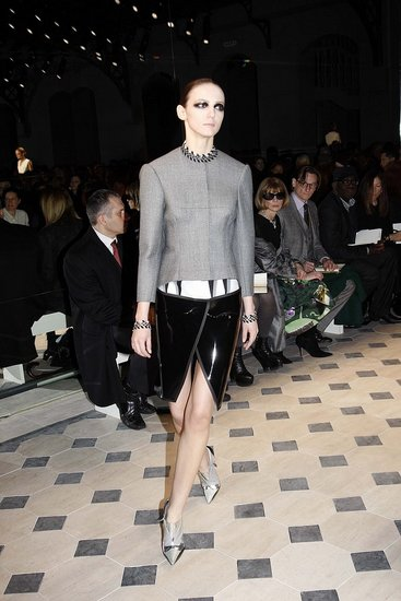 Balenciaga Fall/Winter 2008 Paris Fashion Show