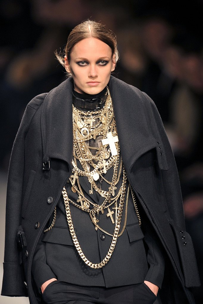 Paris Fashion Week: Givenchy Fall 2008 Fashion Show