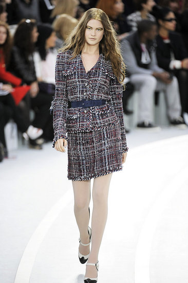 Chanel Fall/Winter 2008 Paris Fashion Show