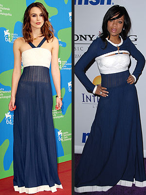 WHO WORE IT BEST: KEIRA KNIGHTLEY OR LIL MAMA?