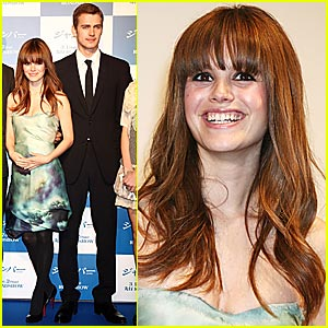 Rachel Bilson's Bangs — LOVE OR HATE IT?