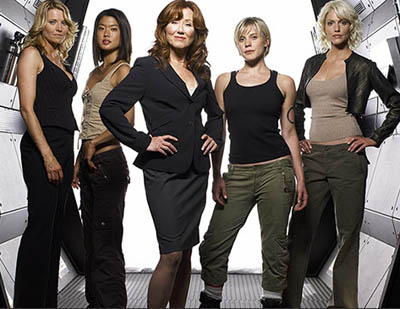 We've covered the men...so who's the hottest female Battlestar Galactica character?