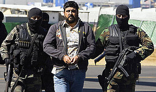 Mexico Captures Drug King-Pin