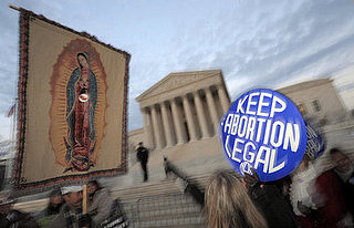 Supreme Court Says Abortions in Jail, A-OK!