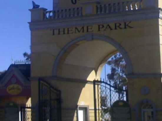 Gold reef City entrance   www.goldreefcity.co.za