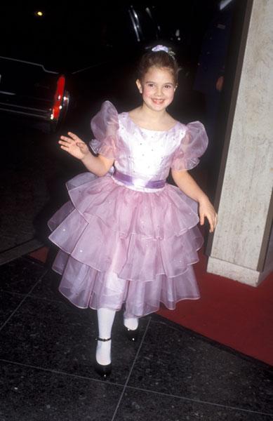 Drew Barrymore, 1983
