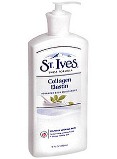 Doing Drugstore: St. Ives Collagen Elastin Body Moisturizer