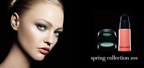 Giorgio Armani Beauty Spring 2008 Color Collection