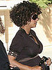 Halle Berry's New Haircut