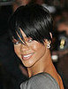 Rihanna&#039;s new haircut