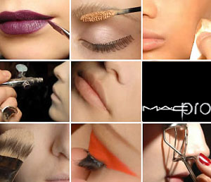 Meet James Molloy: Makeup Artist From MAC Pro