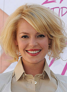 Katherine Heigl's New Haircut and Color