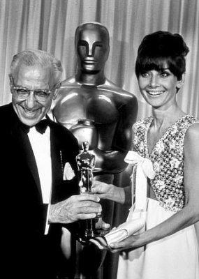 Audrey Hepburn, 1968
