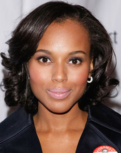 Kerry Washington's Makeup Look