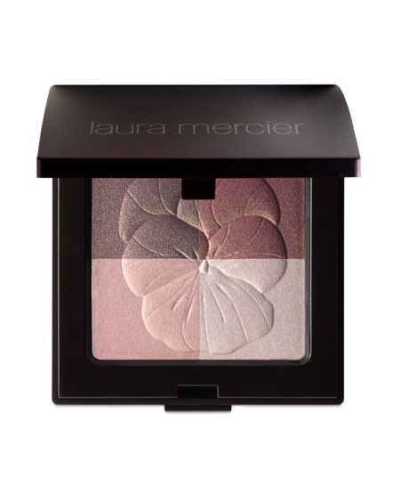 Laura Mercier Eye Colour Quad in Wild Violette