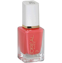 Melon Colored Nail Polish
