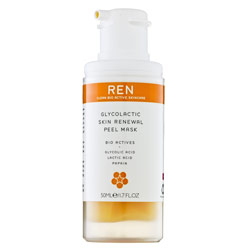 Wednesday Giveaway! REN Glycolactic Skin Renewal Peel Mask